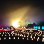 吉野ヶ里ライトアップイベント
